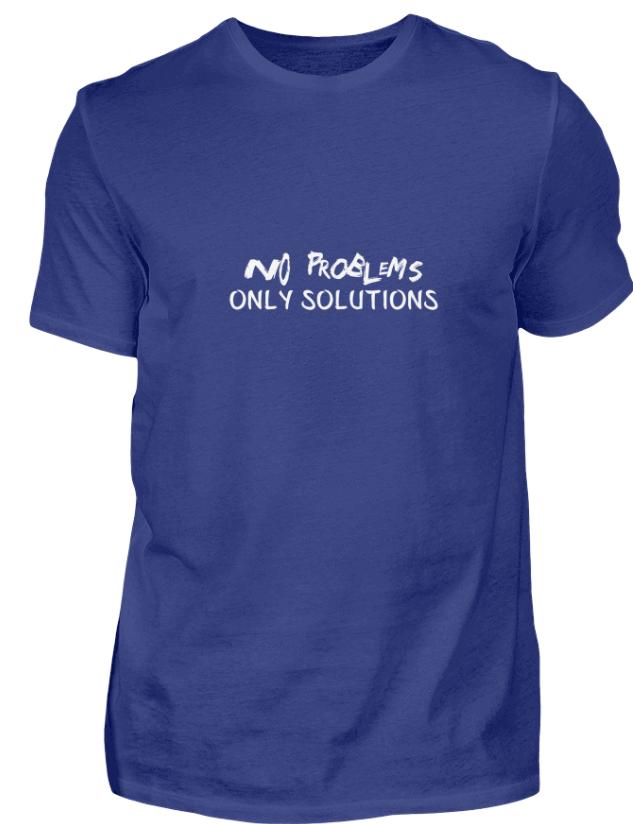 lustiger Handwerkerspruch - no problems - only solutions und mehr als 60 weitere coole lustige Handwerkersprüche
