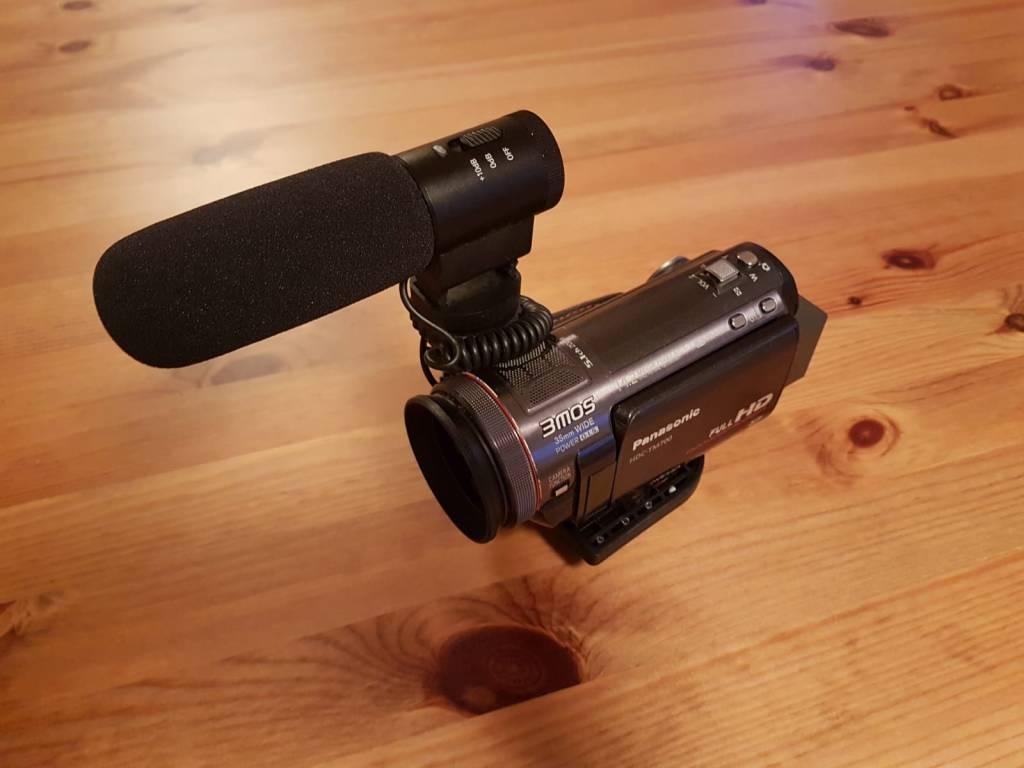 Panasonic HDC TM 700 Camcorder Videokamera