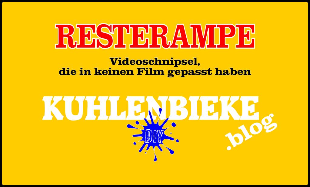 KUHLENBIEKE.blog  Der Kanal Videofragmente - meine Video Resterampe. Hier findest du Videoschnipsel, die in keinen meiner Filme gepasst haben.