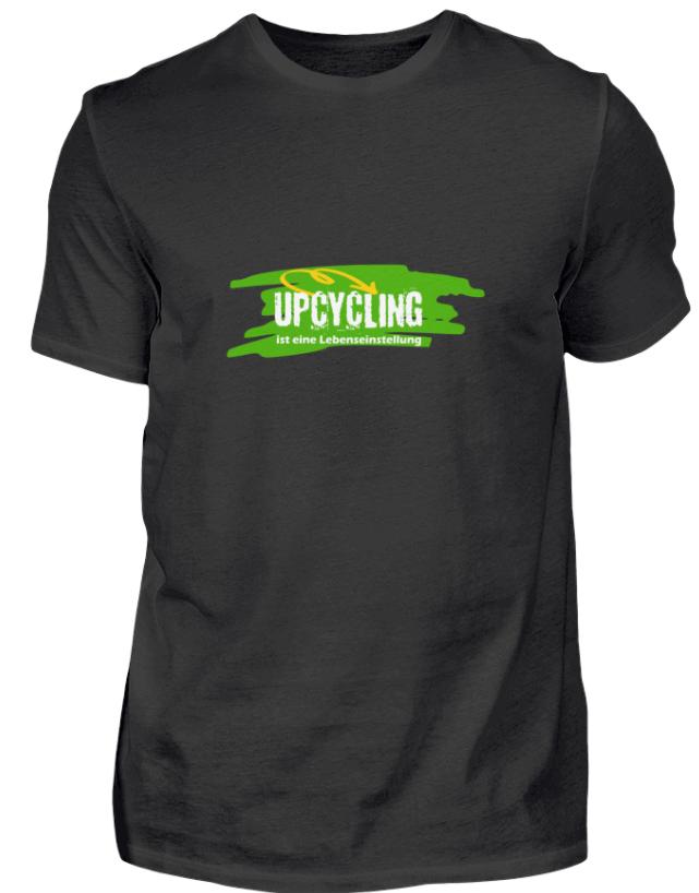 T-Shirt upcycling ist eine Lebenseinstellung